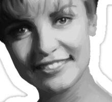 Who Killed Laura Palmer Sticker
