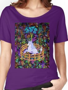 The Last Unicorn in Captivity Women's Relaxed Fit T-Shirt