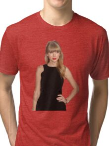 Taylor Swift Red Tri-blend T-Shirt