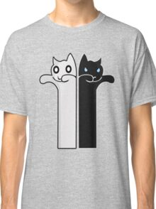 Two Side Cat Classic T-Shirt