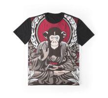 Zen Sapience Crop Graphic T-Shirt