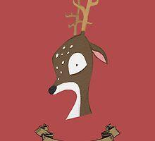 Deerly Beloved by kbeehivep