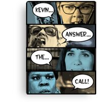 Ghostbusters - Kevin Answer The Call Canvas Print
