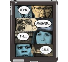 Ghostbusters - Kevin Answer The Call iPad Case/Skin