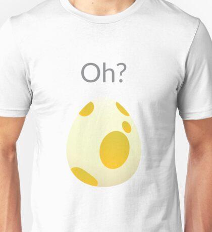 Pokemon Egg Instinct Unisex T-Shirt