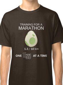 Training for a Marathon! (Pokemon Go!) Classic T-Shirt