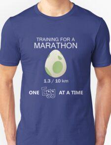 Training for a Marathon! (Pokemon Go!) Unisex T-Shirt
