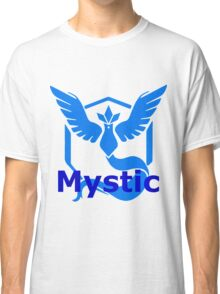 Pokemon GO! Team Mystic  Classic T-Shirt