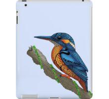 Kingfisher iPad Case/Skin