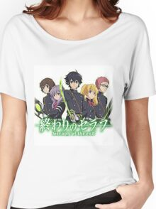 seraph of the end Women's Relaxed Fit T-Shirt