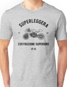 Construzione Superiore - Black Unisex T-Shirt