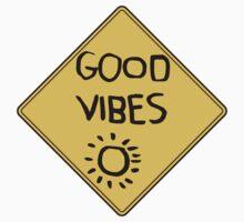 Good vibes One Piece - Short Sleeve