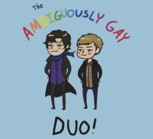 The Ambiguously Gay Duo! by Narwhal