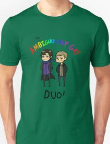 The Ambiguously Gay Duo! Unisex T-Shirt