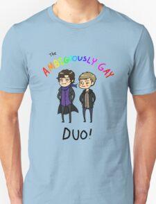 The Ambiguously Gay Duo! T-Shirt