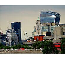 Walkie Talkie building, London Photographic Print