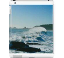 Tauranga Bay, Westport  iPad Case/Skin