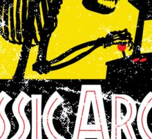 CLASSIC ARCADE Sticker
