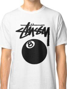 STUSSY - big eight ball #MP Classic T-Shirt