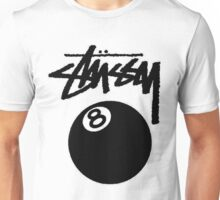 STUSSY - big eight ball #MP Unisex T-Shirt