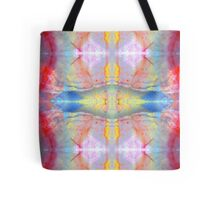 Mineral Tapestry 1x8 © Brad Michael Moore Tote Bag