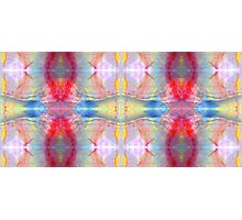 Mineral Tapestry 1x8 © Brad Michael Moore Photographic Print