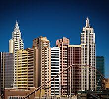 New York, New York. by Maciej Nadstazik