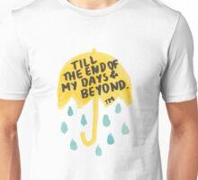"HIMYM: ""Till the end"" Unisex T-Shirt"