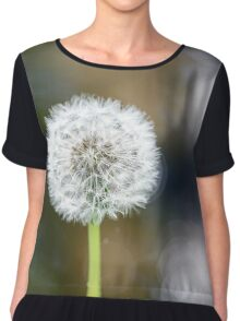 Dandelion Chiffon Top