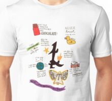 The Infernal Devices collage Unisex T-Shirt