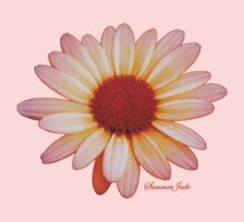 Painted the Color of Sunrise~ Daisy Kids Tee