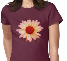 Painted the Color of Sunrise~ Daisy Womens Fitted T-Shirt