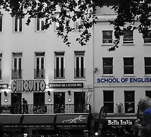 School of English, Leicester Square by santoshputhran