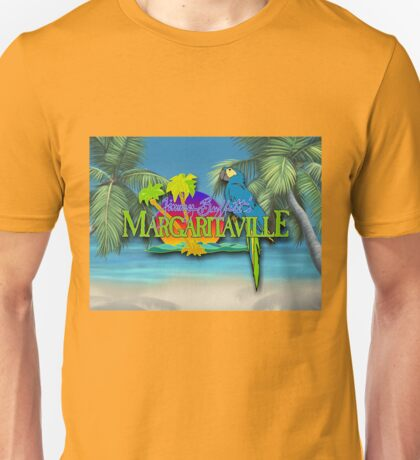 jimmy buffet margaritaville special album cover Unisex T-Shirt