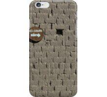 Belgrano iPhone Case/Skin