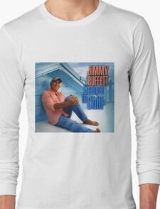 license to chill - jimmy buffett Long Sleeve T-Shirt