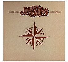 jimmy buffett changes in latitudes official album cover Photographic Print
