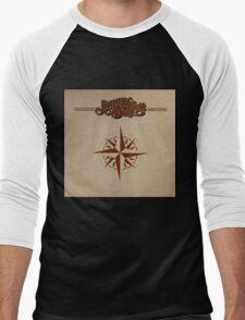 jimmy buffett changes in latitudes official album cover Men's Baseball ¾ T-Shirt