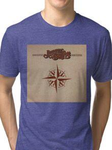 jimmy buffett changes in latitudes official album cover Tri-blend T-Shirt