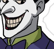 The Joker 01 Sticker