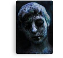 Sentinels of the Grave I Canvas Print