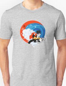 Black Diamond Surf Unisex T-Shirt