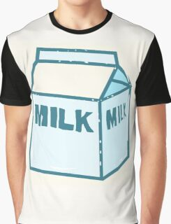 All that milk! Graphic T-Shirt