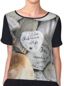 Well Wishes Chiffon Top