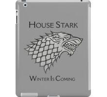 House Stark Direwolf Sigil iPad Case/Skin