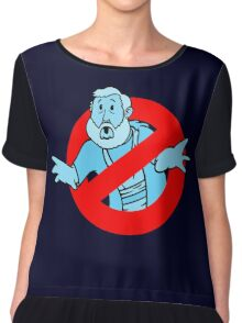 Force GhostBusters Chiffon Top