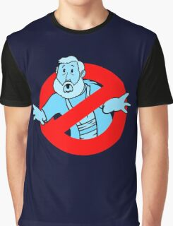 Force GhostBusters Graphic T-Shirt