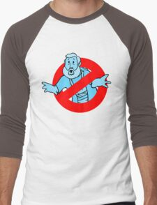 Force GhostBusters Men's Baseball ¾ T-Shirt