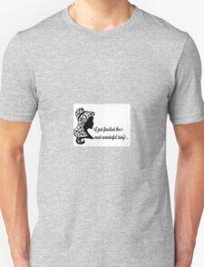 Belle... Unisex T-Shirt
