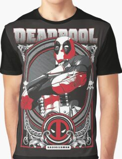DEADPOOL Graphic T-Shirt